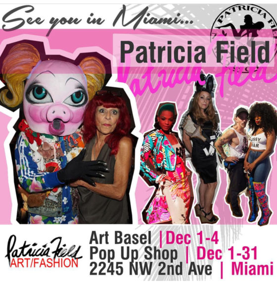 patricia-field-art-basel