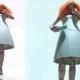"Photog Nick Knight's new Fashion Film ""FANTASIA"""