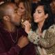 Grammy Awards 2015 Kanye West, Kim Kardashian