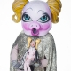 NYC Mega Style Pig Mx Qwerrrk Gets a Hi-Fashion Pidgin Doll Done in Her Likeness