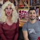Watch: Sherry Vine Calls Her Mom For Mother's Day
