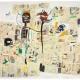 "Jean-Michel Basquiat ""Xerox"" Exhibition"