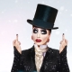 "Bianca Del Rio is Scrooge in Voss Events Spectacular ""Drive 'N Drag Saves Christmas"" Show"
