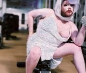 "#QWERRRKOUT Tuesday: Cover Girl & ""International Drag Pooper Star""- Grace Shush"