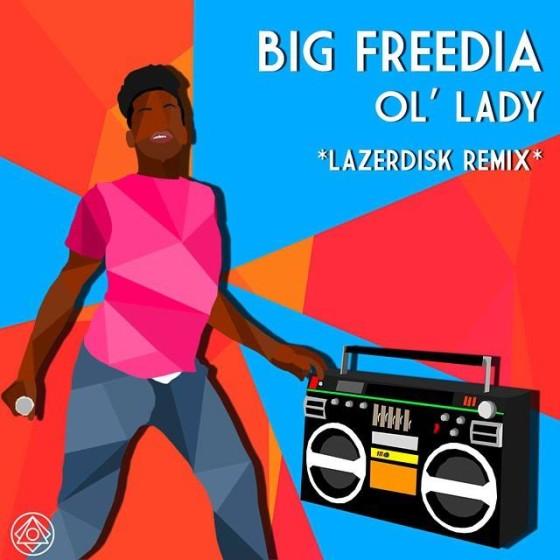 big freedia ol lady