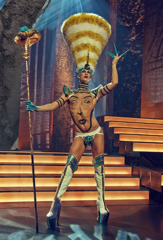 wots da Nefertiti