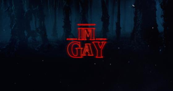 gay stranger things